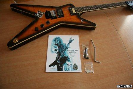 dime纪念系列fbd电吉他评测