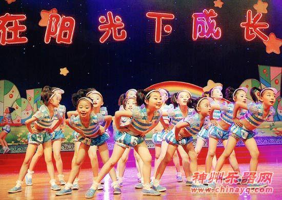 第二届全国青少年宫系统文艺汇演在杭州落幕