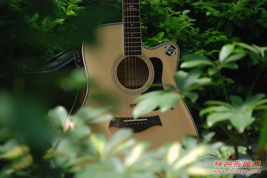 古典吉他1234567位置图解
