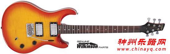 经典复古之声!Vintage 欲制作VRS150五十周年纪念电吉他