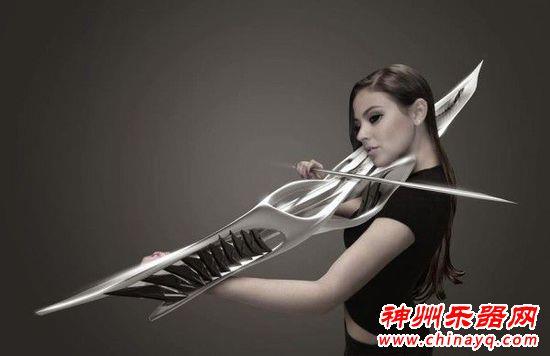 3d打印长笛:用微分音吹出更多的声音