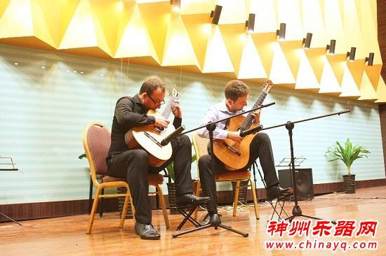 """""""首届秦岭国际吉他艺术节""""亮相宁陕"""