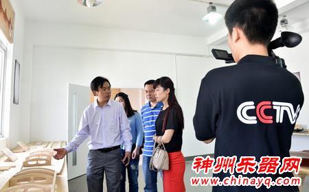 专访筝艺大师贾洪流:弘扬古筝制作工艺