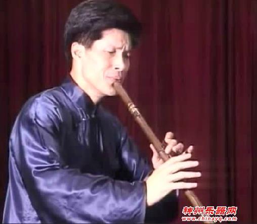 网友推荐|中国笛王——张维良