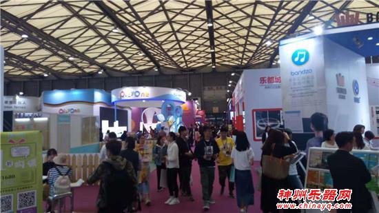 2018中国(上海)国际乐器展览会如约开幕
