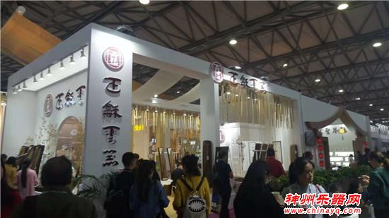 神州看展:2018上海乐器展精彩速览 民乐争鸣 其乐融融
