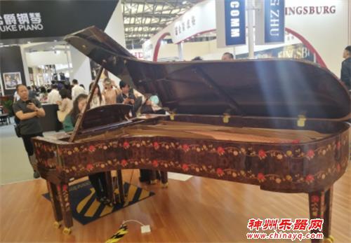 2019上海国际乐器展今日动人开幕!爱乐者打卡胜地!