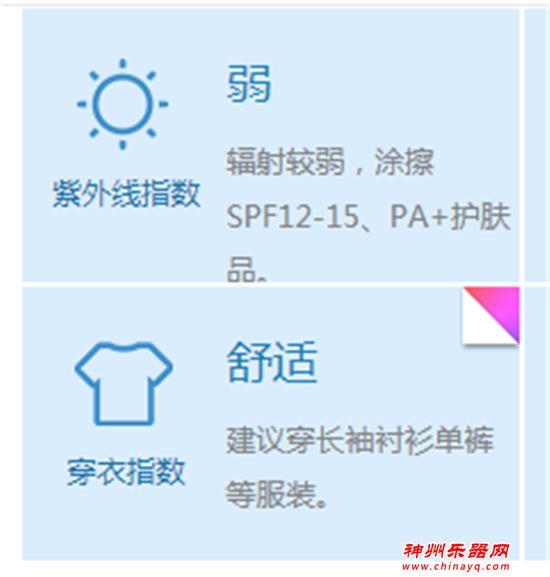观展指南 | 2019上海乐展期间天气一周天气小贴士