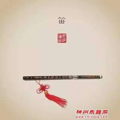 最代表中国的九大乐器!
