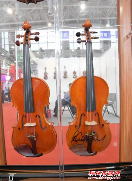 第四届厦门国际乐器展开幕!