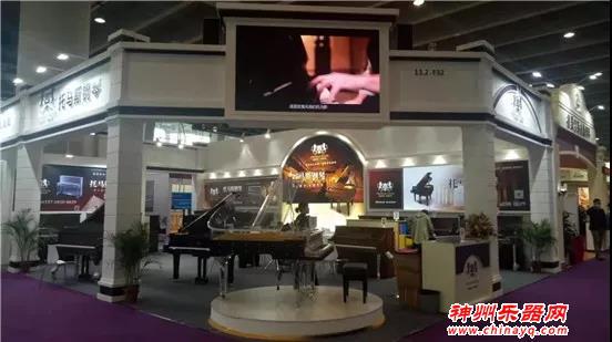 2019广州国际乐器展开幕,高富帅企业及精彩活动看一波
