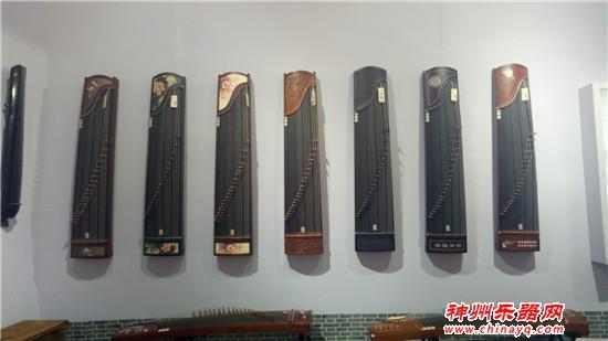 神州看展:2019北京乐器展民乐馆风采