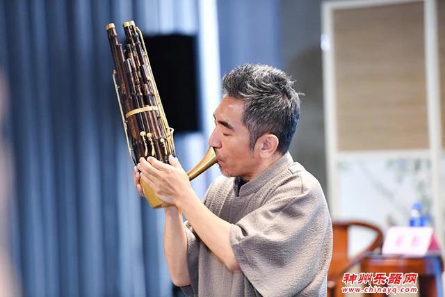 名家讲坛荟萃中外琴韵 勾勒中西音乐艺术之美 ——上海乐器展名家讲坛