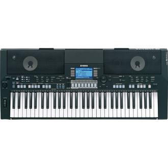 PSR-S550B - 黑色|16轨音序器 可扩展USB存储