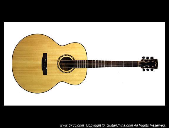 dove两款d系列民谣吉他使用评测图片