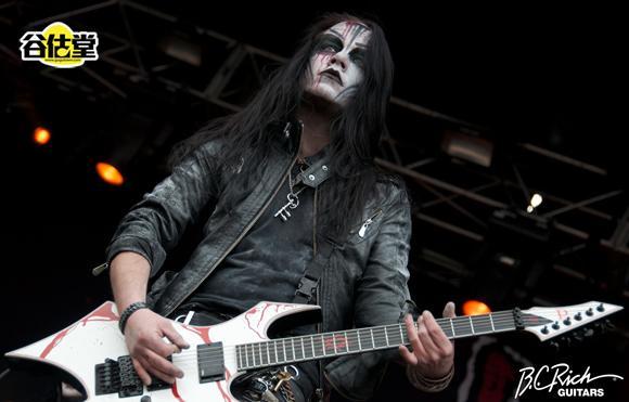 飞溅的鲜血:Joey Jordison Warlock II