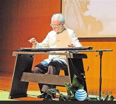 中国古琴界期待更多名家图片