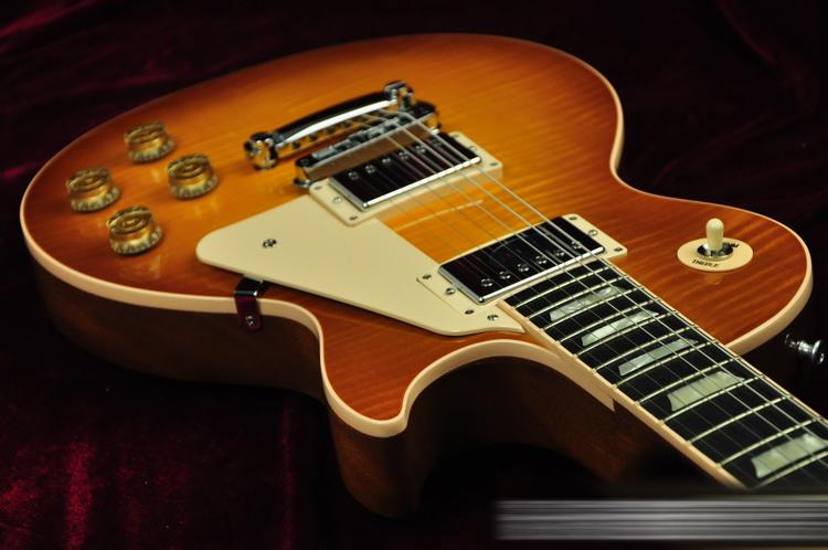gibson lp traditional hb/吉普森电吉他图片