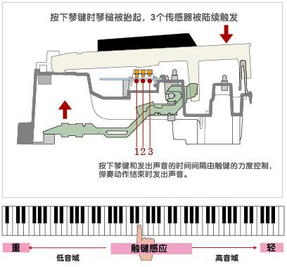 卡西欧电钢琴AP650 AP650BK AP658MBK中文