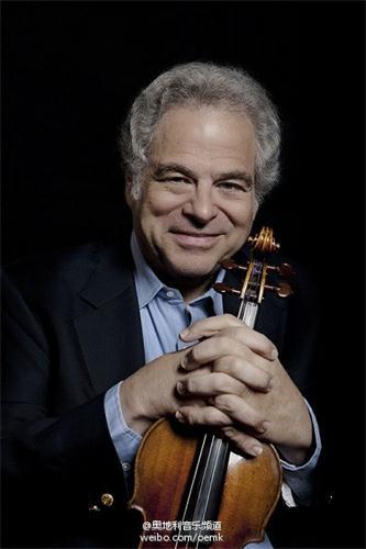 小提琴家帕尔曼获得美国总统自由勋章