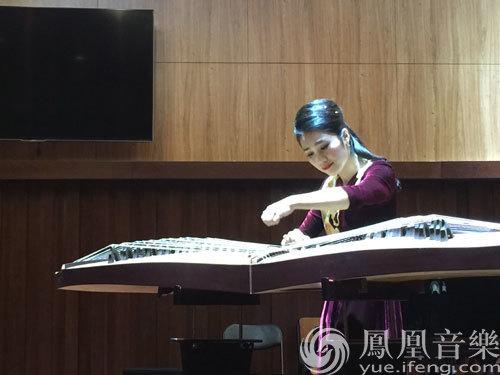 情定三筝!叶思阳音乐会多角度呈现古筝常态化态势