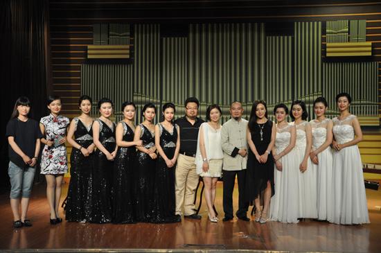 陈蔚旻岭之南乐团北京巡回音乐会带来古风盛宴