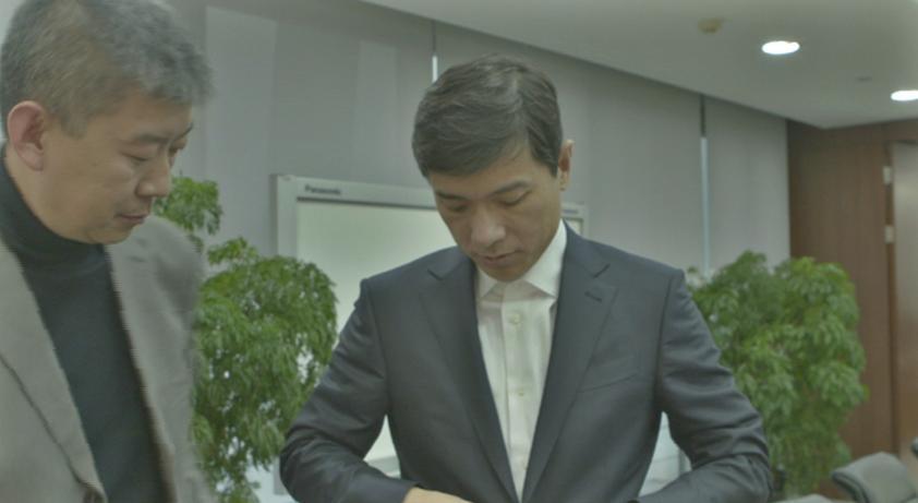 跟拍九个月,《遇见大咖》纪录真实李彦宏