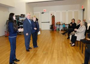 歌剧中心赴美国耶鲁大学音乐学院访问演出活动成功举办