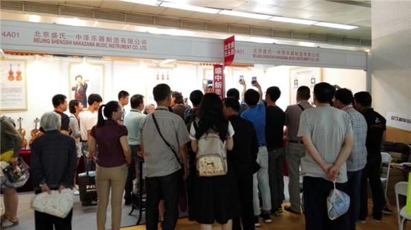 盛中国:期待乐展更艺术,更专业