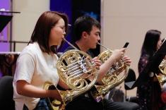 中央音乐学院交响乐团广受国内外专家、选手赞誉