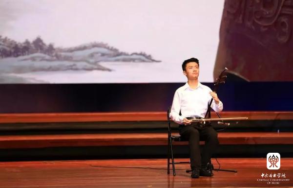 中央音乐学院附中学生在2018中国音乐小金钟全国二胡展演中荣获佳绩
