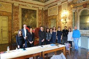 钢琴系沈凡秀教授担任意大利Gianni Gambi羽管键琴比赛评委